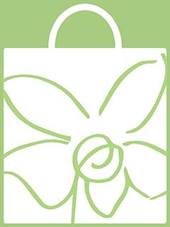 shopping bag logo